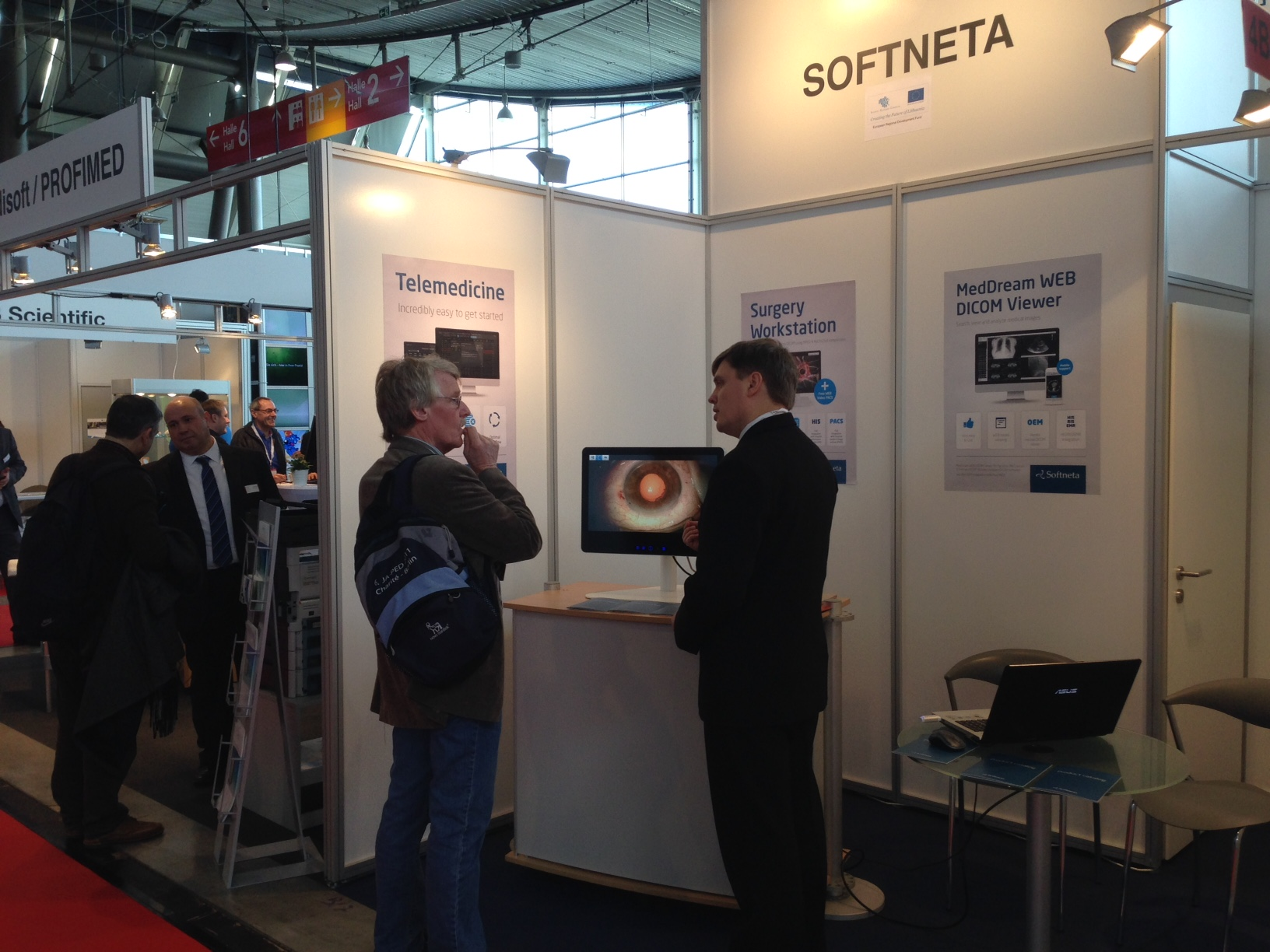 Softneta medical imaging solution for surgery